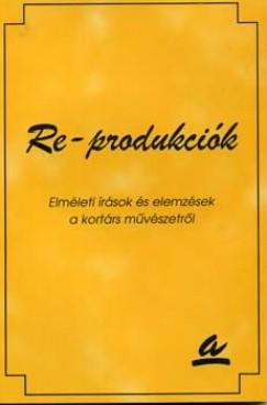Markója Csilla  (Vál.) - Re-produkciók