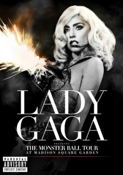 Lady Gaga - The Monster Ball Tour (EE DVD)