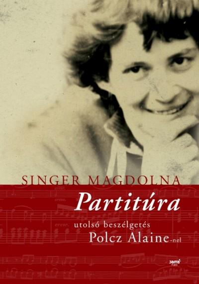 Singer Magdolna - Partitúra