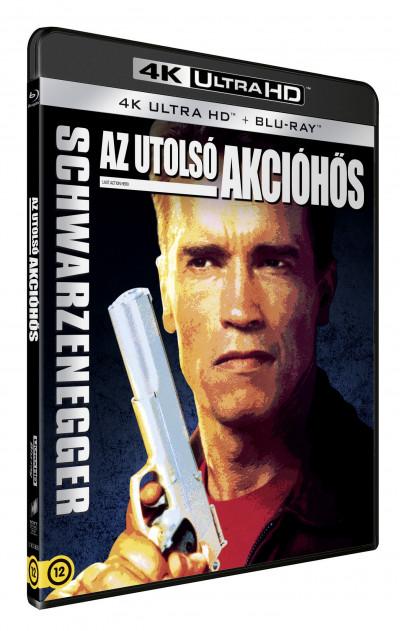 John Mctiernan - Az utolsó akcióhős - 4K UltraHD+Blu-ray