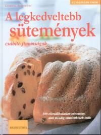 Christa Schmedes - A legkedveltebb sütemények