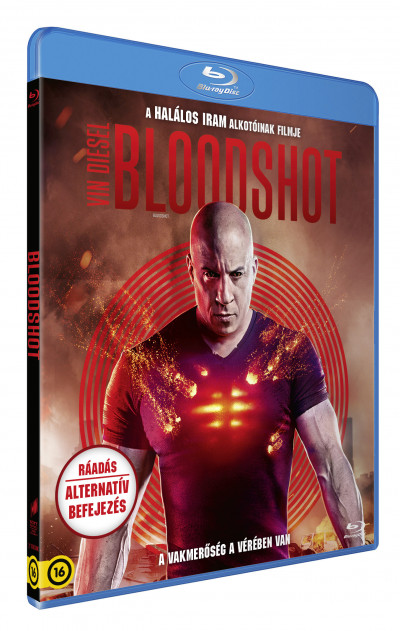 David S. F. Wilson - Bloodshot - Blu-ray