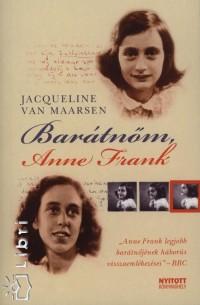 Jacqueline Van Maarsen - Barátnőm, Anne Frank