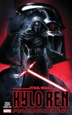 Will Sliney - Charles Soule - Star Wars: Kylo Ren felemelkedése