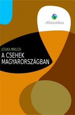Jósika Miklós - A csehek Magyarországban