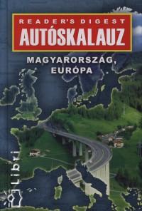 - Autóskalauz - Magyarország, Európa