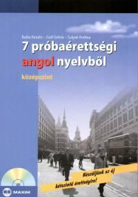 Bukta Katalin - Gróf Szilvia - Sulyok Andrea - 7 próbaérettségi angol nyelvből