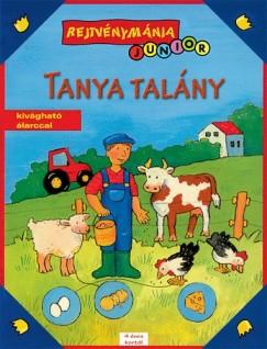 Borbély Borbála  (Szerk.) - Tanya talány