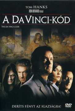 Ron Howard - A Da Vinci-kód (Egylemezes változat) DVD