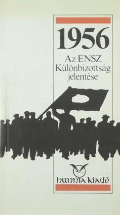 Orlai Sándor  (Szerk.) - 1956 Az ENSZ Különbizottség jelentése