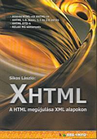 Sikos László - XHTML