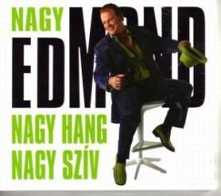 Nagy Edmond - Nagy hang nagy szív - CD