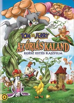 Spike Brandt - Tony Cervone - Tom �s Jerry: Az �ri�s kaland- DVD