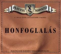 Filmzene - Honfoglalás: Platina sorozat - CD
