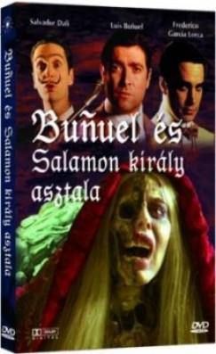 Saura Carlos - Bunuel és Salamon király asztala - DVD