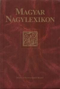 - Magyar Nagylexikon 3. kötet