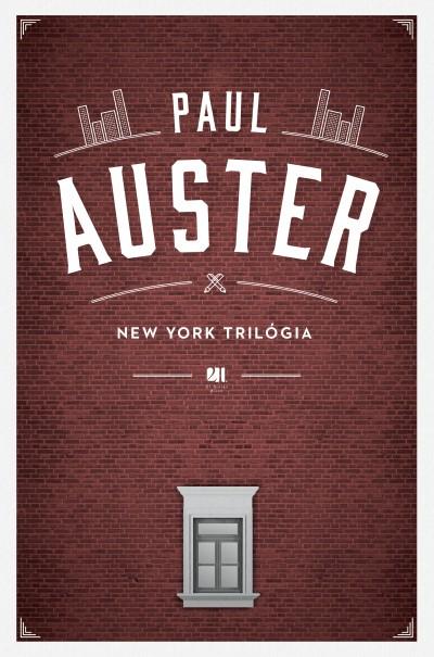 Paul Auster - New York trilógia
