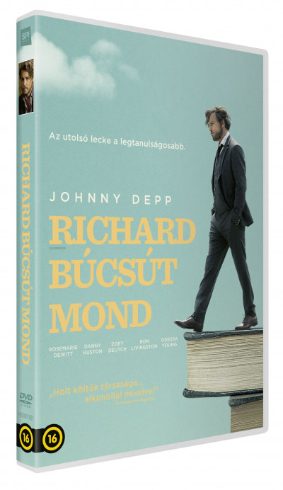 Wayne Roberts - Richard búcsút mond - DVD