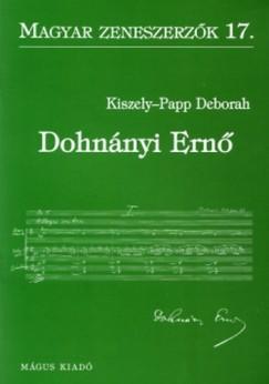 Kiszely-Papp Deborah - Dohnányi Ernő
