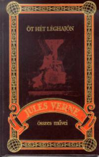 Jules Verne - Öt hét léghajón