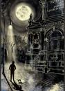 - Képeslap - Utas és holdvilág - Az utolsó állomás