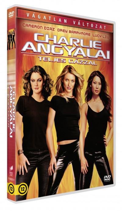 Mcg - Charlie angyalai 2. - Teljes gázzal - DVD
