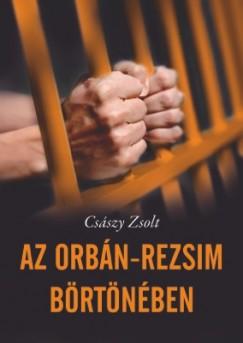 Császy Zsolt - Az Orbán-rezsim börtönében