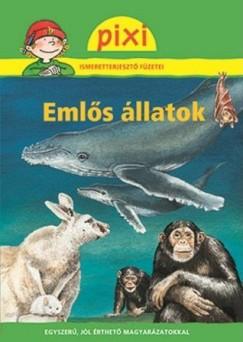 Christine Stahr - Emlős állatok