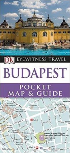 Marion Dent  (Szerk.) - Derek Hall  (Szerk.) - Budapest - Pocket Map