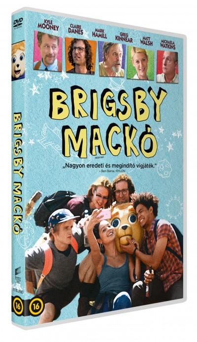 Dave Mccary - Brigsby mackó - DVD