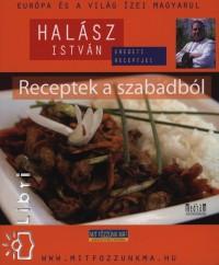 Halász István - Receptek a szabadból
