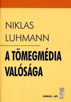 Niklas Luhmann - A tömegmédia valósága