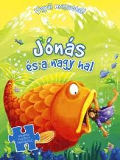 Gill Guile - Jónás és a nagy hal