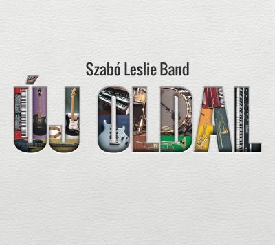 Szabó Leslie Band - Új oldal - CD