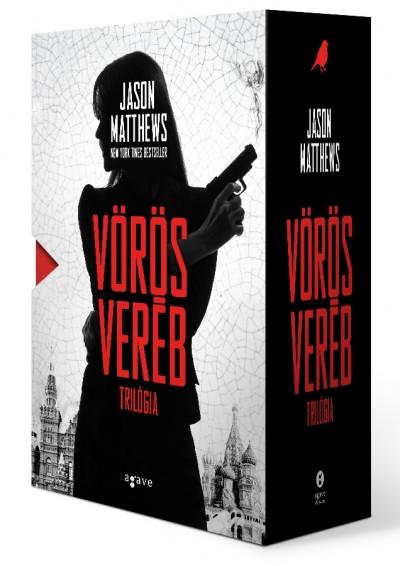Jason Matthews - Vörös veréb-trilógia díszdoboz