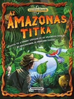 Dan Green - Az Amazonas titka