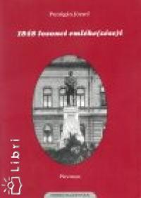 Puntigán József - 1848 losonci emléke(zése)i