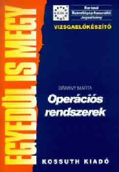 Bárány Márta - Operációs rendszerek
