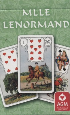 - Mlle Lenormand jóskártya