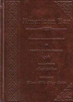 Kocsis Lilla  (Szerk.) - Nagy Zoltán  (Szerk.) - Aczél Miksa  (Összeáll.) - American-bar - CD melléklettel