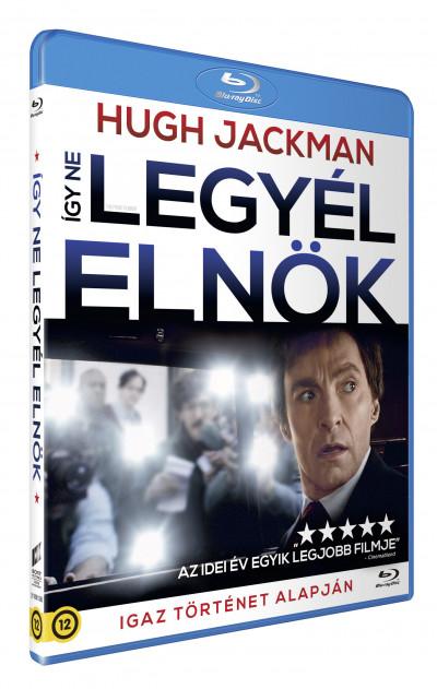 Jason Reitman - Így ne legyél elnök - Blu-ray