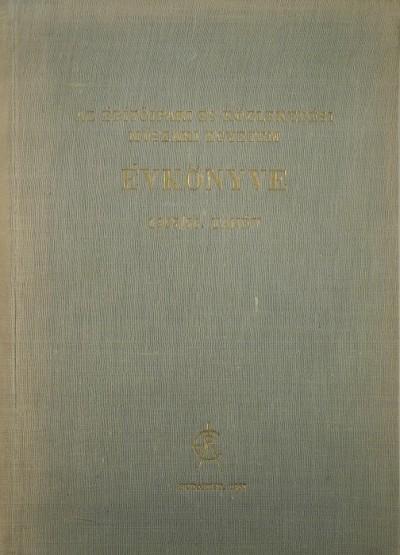 Szerémi László - Az Építőipari és Közlekedési Műszaki Egyetem évkönyve 1955/56. tanév