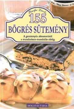 Bártfai László - 155 Bögrés sütemény