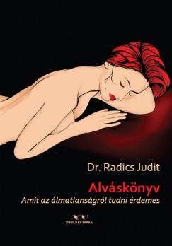 Dr. Radics Judit - Alváskönyv