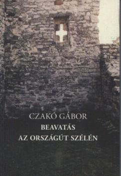 Czakó Gábor - Beavatás