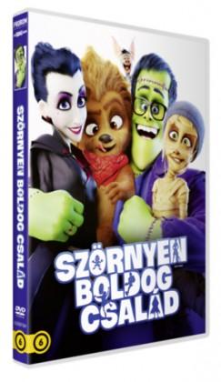 Holger Tappe - Szörnyen boldog család - DVD