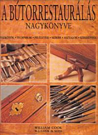 William Cook - A bútorrestaurálás nagykönyve