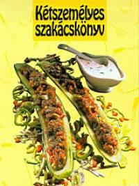 - Kétszemélyes szakácskönyv