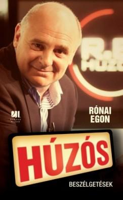 Rónai Egon - Húzós - beszélgetések