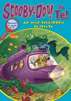 Jenny Markas - Scooby-Doo! és Te! - Az ádáz sellőfúria rejtélye